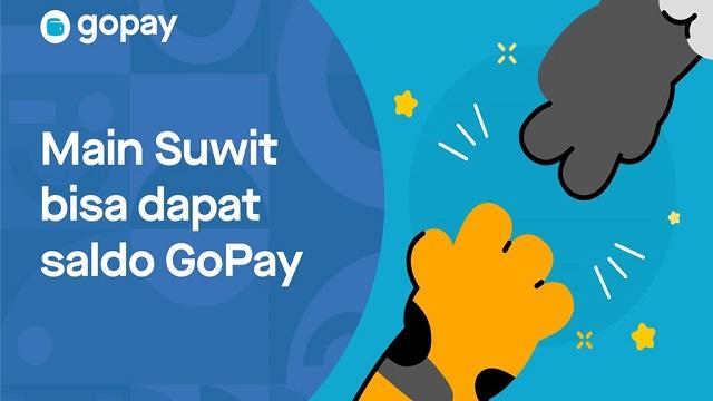 Tips Cara Main Suwit Gopay Dan Dapatkan Uang 1 Juta Sekarang